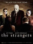 affiche sortie dvd the strangers