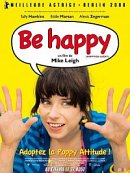 affiche sortie dvd Be Happy