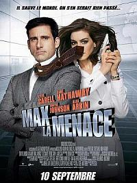 affiche sortie dvd Max la menace