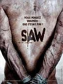 affiche sortie dvd saw 5