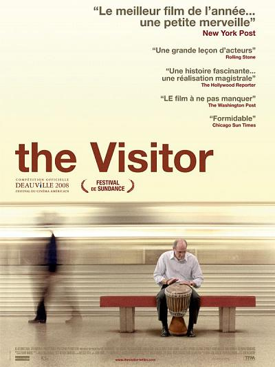sortie dvd The Visitor