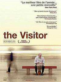 affiche sortie dvd the visitor