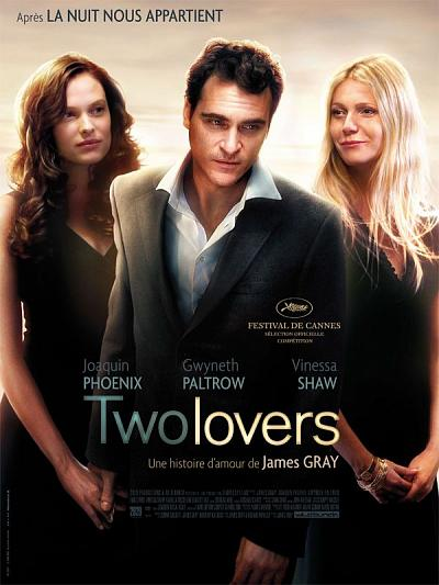 sortie vod, dvd et blu-ray Two Lovers