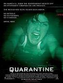 affiche sortie dvd en quarantaine