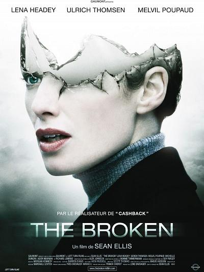 sortie vod, dvd The Broken