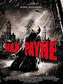 affiche sortie dvd Max Payne