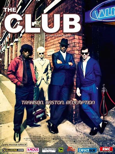 sortie vod, dvd The Club