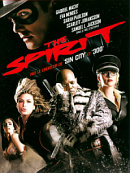 affiche sortie dvd The Spirit