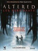 affiche sortie dvd altered - les survivants
