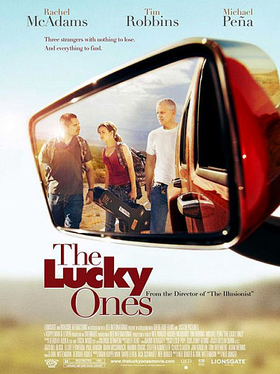 sortie vod, dvd The Lucky Ones