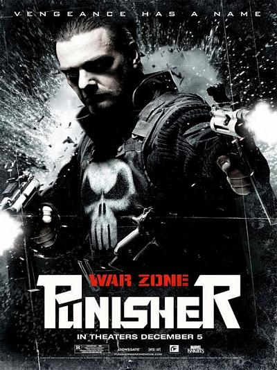 sortie vod, dvd et blu-ray The Punisher - Zone de guerre