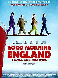 affiche sortie dvd good morning england