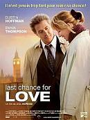 affiche sortie dvd Last Chance for Love