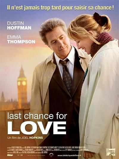 sortie vod, dvd Last Chance for Love