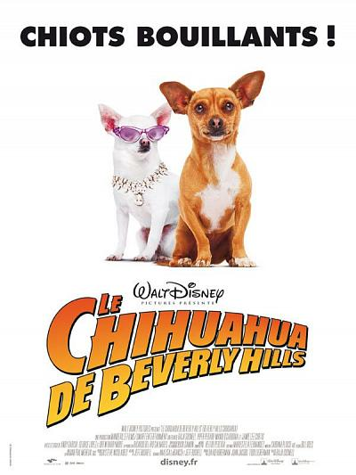 sortie vod, dvd et blu-ray Le Chihuahua de Beverly Hills