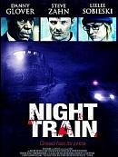 affiche sortie dvd Night Train