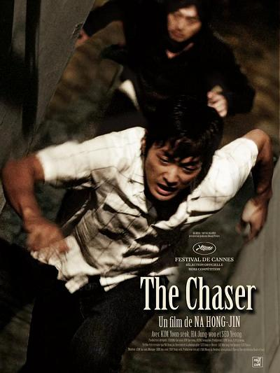 sortie vod, dvd et blu-ray The Chaser