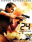affiche sortie dvd 24 heures chrono - Redemption