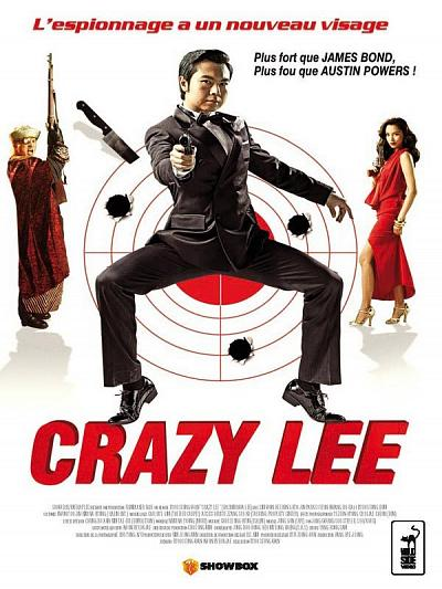sortie vod, dvd Crazy Lee, agent secret coréen