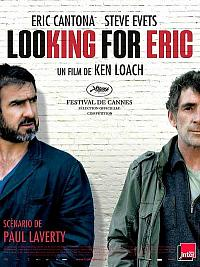 affiche sortie dvd Looking for Eric