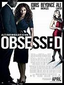 affiche sortie dvd Obsessed