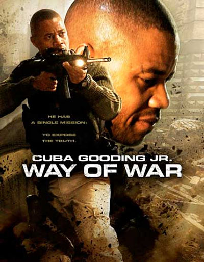 sortie dvd et blu-ray The Way of War