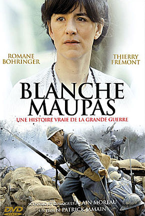 sortie dvd Blanche Maupas