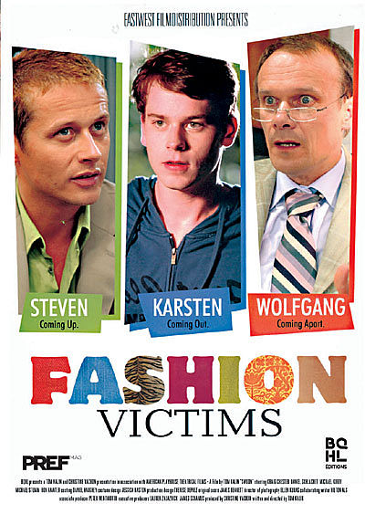 sortie vod, dvd Fashion victims