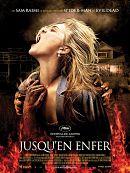 affiche sortie dvd jusqu'en enfer