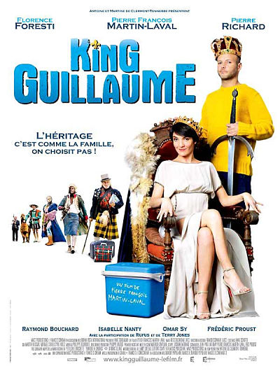 sortie vod, dvd et blu-ray King guillaume