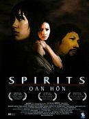 affiche sortie dvd spirits