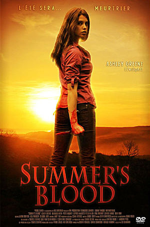 sortie vod, dvd Summer's blood