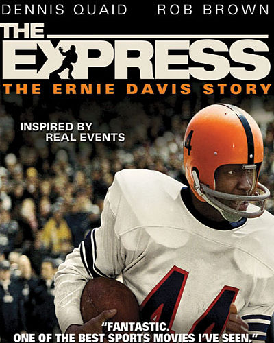 sortie vod, dvd The express