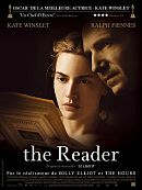 affiche sortie dvd The reader