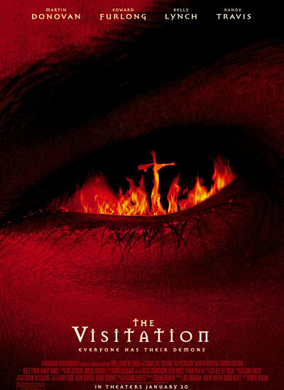 sortie dvd The visitation