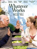 affiche sortie dvd Whatever works