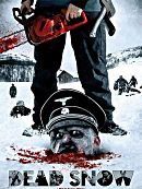 affiche sortie dvd dead snow