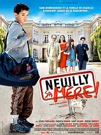 affiche sortie dvd Neuilly sa mère !