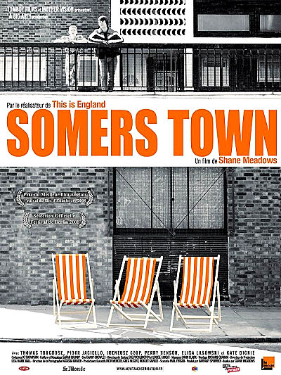sortie vod, dvd Somers town