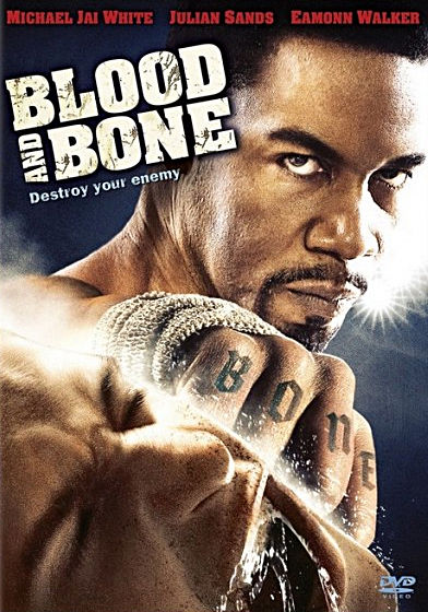 sortie vod, dvd et blu-ray Blood and bone
