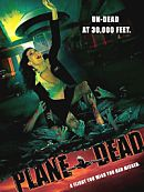 affiche sortie dvd des zombies dans l'avion