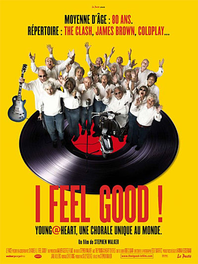 sortie vod, dvd I feel good !