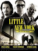 affiche sortie dvd Little New York