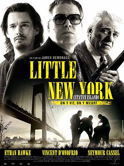 sortie vod, dvd et blu-ray Little New York