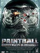 affiche sortie dvd paintball - jouer pour survivre