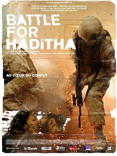sortie vod, dvd et blu-ray Battle for Haditha