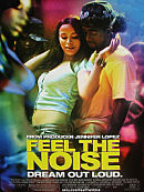 affiche sortie dvd Feel the music