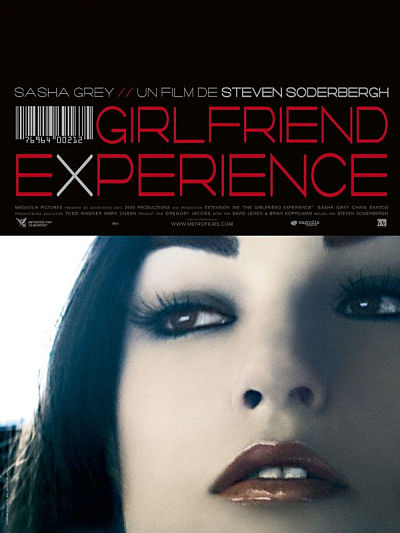 sortie vod, dvd Girlfriend Experience