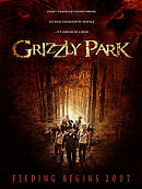 affiche sortie dvd Grizzly Park