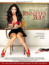 affiche sortie dvd jennifer's body